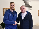 Томаш Кендзера: «Я очень счастлив в Киеве и в «Динамо»