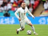 Защитник сборной Англии Шоу на Евро-2020 играл с переломом ребер против Украины, Дании и Италии