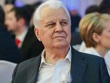 Поздравления Мирче Луческу с 75-летием от Леонида Кравчука