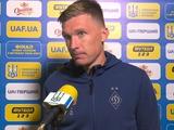Сергей Сидорчук: «Когда не забил Артем, я боялся, что может аукнуться…»