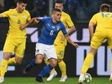 Италия — Украина — 1:1. Слова, вооруженные результатом