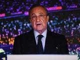 Флорентино Перес: «УЕФА не запретит игрокам выступать за сборные, не беспокойтесь»