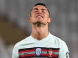 Арбитр матча Сербия — Португалия извинился за незасчитанный гол Роналду