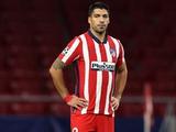 Суарес: «Не думал, что в «Атлетико» придется столько страдать»