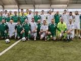 В Киеве состоялся матч памяти Андрея Гусина