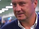 Александр Хацкевич: «Я сказал ребятам: самое главное не то, что в интернете, а то, что у нас в команде»