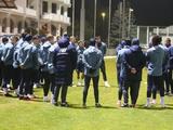 «Динамо» начнет подготовку к «Олимпику» в среду