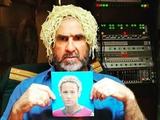 Кантона высмеял прическу Неймара, опубликовав фотографию со спагетти на голове (ФОТО)