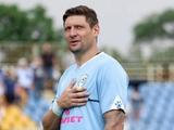 «Минай» выступил с заявлением относительно отсутствия на футболке Селезнева слогана «Слава Україні! Героям слава!»
