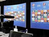 Сегодня — жеребьевка финальной части Евро-2016. Онлайн — с 17:00. Состав корзин