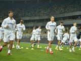 Стала известна официальная заявка сборной Украины на матч с Германией