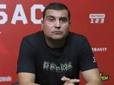 Новый тренер «Олимпика» Литовченко: «Учитывая наши возможности, задача в первой лиге — место не ниже 8-го»