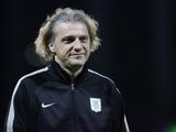 Главный тренер «Олимпии» Сафет Хаджич: «Наша игра способна доставить проблемы и «Динамо», и «Шахтеру»