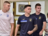 Сборная Украины: некоторые игроки присоединятся к команде уже в Казахстане