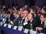 Избраны семь новых членов Исполкома УЕФА