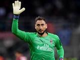 Доннарумма: «Новый контракт с «Миланом»? Хочу остаться здесь надолго»