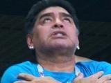 Диего Марадоне стало плохо после игры Аргентина — Нигерия (ВИДЕО)