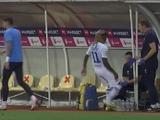 Источник назвал возможную причину странного поведения Родригеса после замены в матче с «Зарей»