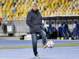 Мирча Луческу станет самым возрастным тренером в истории Лиги чемпионов