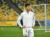 Cборная Украины в отборе Евро-2020. Личное дело Руслана Малиновского