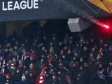 УЕФА может дисквалифицировать «Олимпийиский» всего лишь из-за одного неадеквата (ФОТО, ВИДЕО)