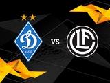 «Динамо» — «Лугано»: опрос на лучшего игрока матча