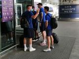 ВИДЕО: «Динамо» отправилось на матч с «Зарей». Репортаж из аэропорта «Борисполь»