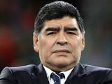 Диего Марадона: «Арбитр матча Колумбия - Англия — настоящий вор»