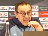 Маурицио Сарри: «Надеюсь, Роналду будет готов к матчу Лиги чемпионов»