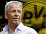 Люсьен Фавр покинул пост главного тренера дортмундской «Боруссии»