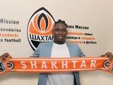 Официально: «Шахтер» объявил о подписании игрока «Аякса» Траоре