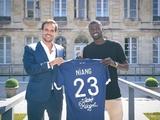 Мбай Ньянг стал игроком «Бордо»