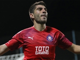 «Заря» близка к подписанию нападающего сборной Армении, который является воспитанником «Шахтера»