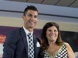 Роналду может пропустить матч с «Миланом». Игрок уехал к матери в Португалию