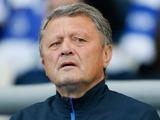 Мирон Маркевич: «Три матча дисквалификации Сидорчуку будут хорошей наукой»