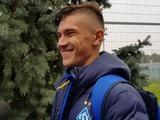 Денис Янаков: «Хочу вернуться и закрепиться в основной команде «Динамо»