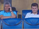 Стала известна причина отсутствия Мирчи Луческу на скамейке «Динамо» в матче с «Вересом»