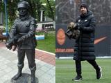 Стало известно, кто позировал для крымского «памятника вежливым людям»