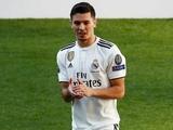 «Милан» начал переговоры с «Реалом» по трансферу Диаса