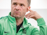 Сергей Ребров о своем будущем: «Об этом нужно спрашивать клуб»