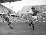 Игроки «Динамо» на чемпионатах мира. Швеция-1958
