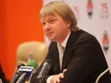 Сергей Палкин: «Мы готовы играть с «Динамо» в Киеве»