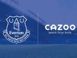 Новым спонсором «Эвертона» станет Cazoo