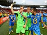 Андрей Лунин: «Огромное спасибо команде, тренерам и болельщикам, с которыми каждая игра была, как дома»