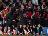 УЕФА оштрафовал «Атлетико»
