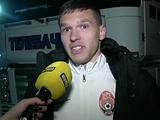 Александр Тымчик: «В первом тайме могли пропустить, а во втором — включили скорости и дожали «Львов»