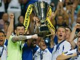 Премьер-лига, в отличие от прошлого года, поздравила «Динамо» с выигрышем Суперкубка