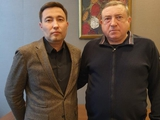 Официально. Вячеслав Грозный — главный тренер казахстанского «Шахтера»