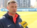 Остап Маркевич: «У нас есть план, но футбол непредсказуем»