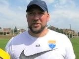 Александр Бабич: «Футболисты уже набегались как марафонцы»